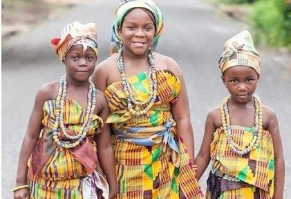 Kids funfair Ghana 2019