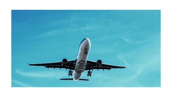 Flying to Seychelles