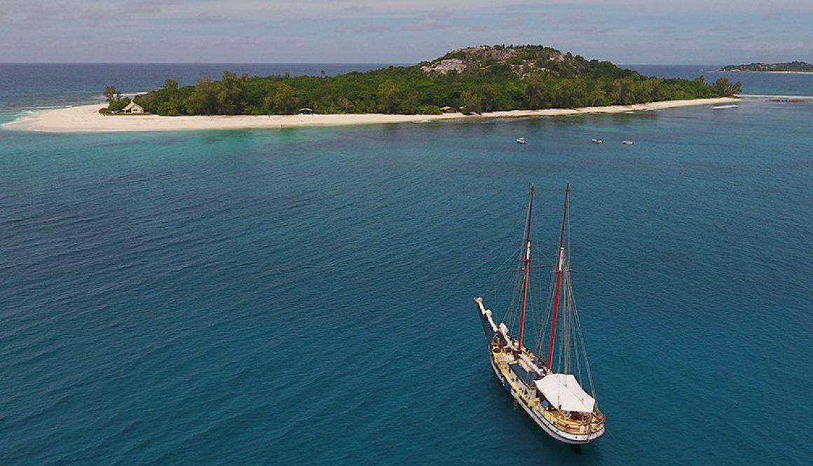 Seychelles Island and sea holiday