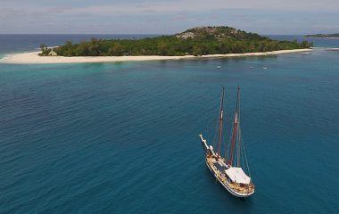 Seychelles Island and sea holiday