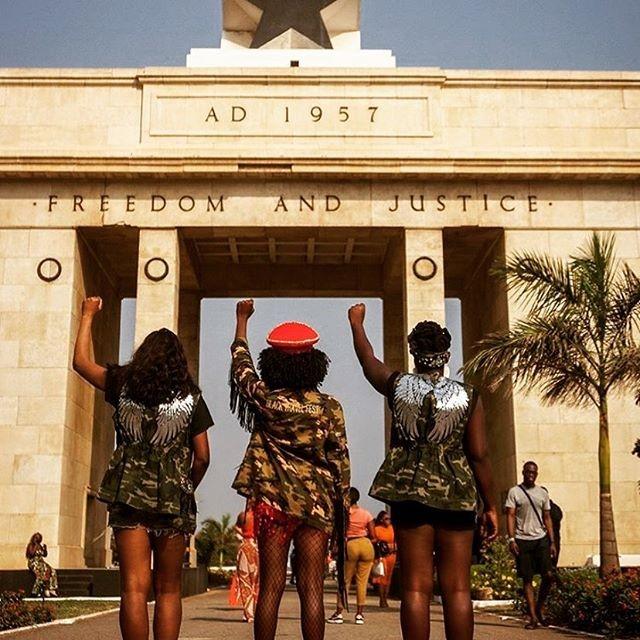 Travel to Ghana