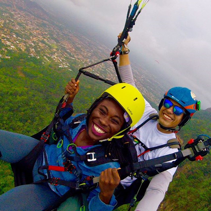 Adventurous travel Ghana