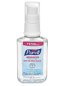 Product image of Purell hand sanitiser