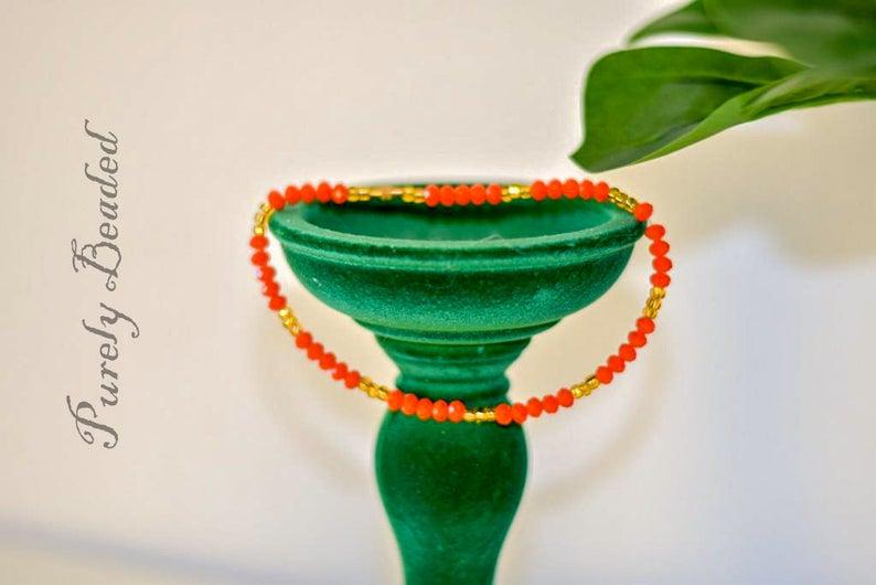 Ahomka Handmade Anklets